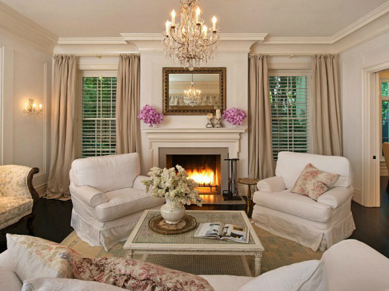 Awesome Salotti Shabby Chic Ideas - Amazing House Design ...